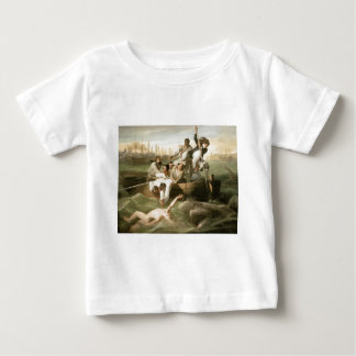 John Singleton Copley Watson y el tiburón Camisas
