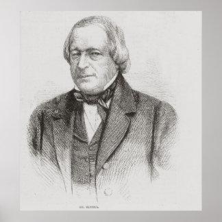 John Slidell, 1861 Poster