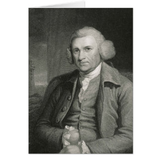 John Smeaton  from 'Gallery of Portraits' Greeting Card