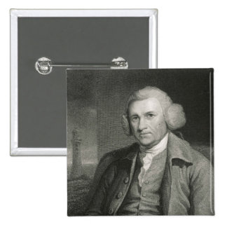 John Smeaton  from 'Gallery of Portraits' Pinback Button