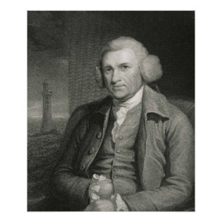 John Smeaton  from 'Gallery of Portraits' Poster