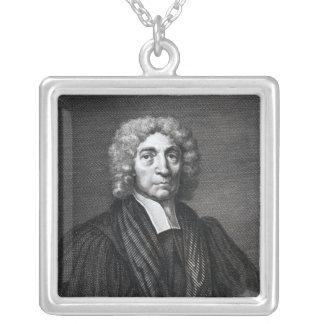John Strype M.A., 1812 Square Pendant Necklace