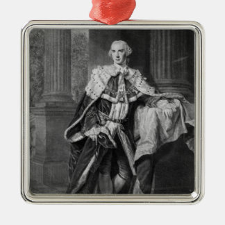 John Stuart, 3rd Earl of Bute, 1763 Metal Ornament