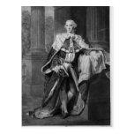 John Stuart, 3rd Earl of Bute, 1763 Postcard