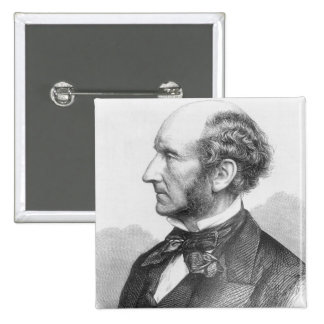 John Stuart Mill Button