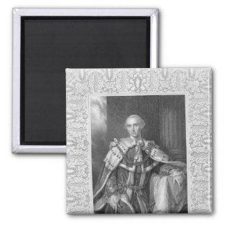 John Stuart, Third Earl of Bute, engraved Magnet