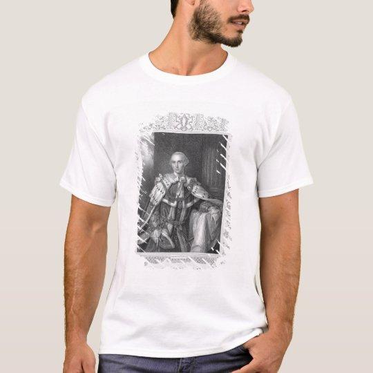 John Stuart, Third Earl of Bute, engraved T-Shirt