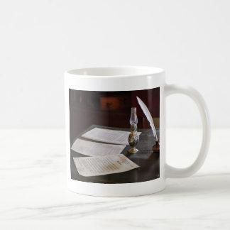 John Sutter's Desk Coffee Mug