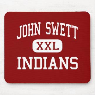 John Swett - Indians - High - Crockett California Mouse Pad