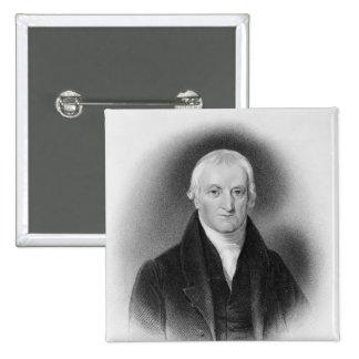 John Syme Esq., c.1820 Pinback Button