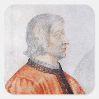 John Talbot  1st Earl of Shrewsbury Square Sticker