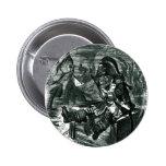 John Tenniel: Davy Jones Locker 2 Inch Round Button