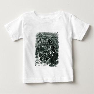 John Tenniel: Davy Jones Locker Baby T-Shirt