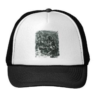 John Tenniel: Davy Jones Locker Trucker Hat