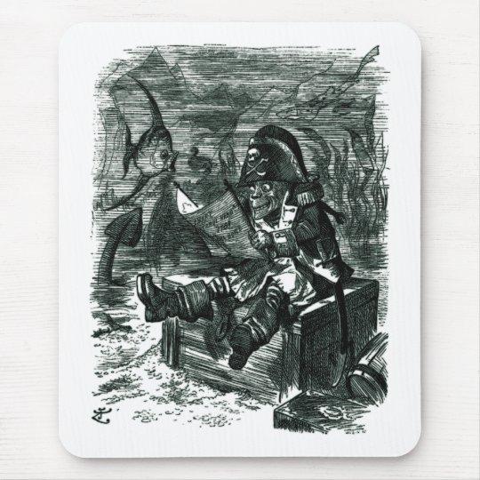 John Tenniel: Davy Jones Locker Mouse Pad