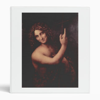 John the Baptist (1513 to 1516) 3 Ring Binder