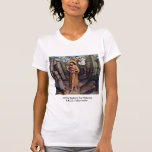 John The Baptist In The Wilderness Tshirts
