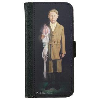 John Thomas Upperton Wallet Phone Case For iPhone 6/6s