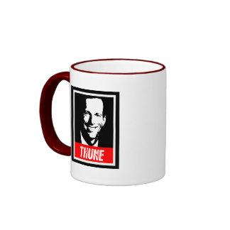JOHN THUNE 2012 RINGER COFFEE MUG