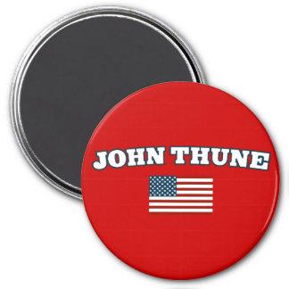 John Thune for America 3 Inch Round Magnet
