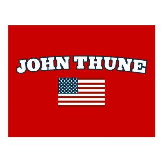 John Thune for America Postcard