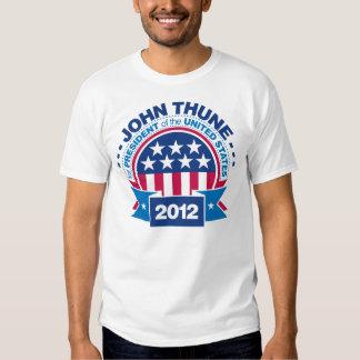 John Thune for President 2012 T-Shirt