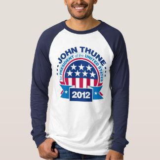 John Thune for President 2012 Tshirts