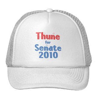 John Thune for Senate 2010 Star Design Trucker Hat