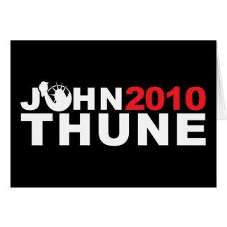 John Thune Liberty 2010 Card