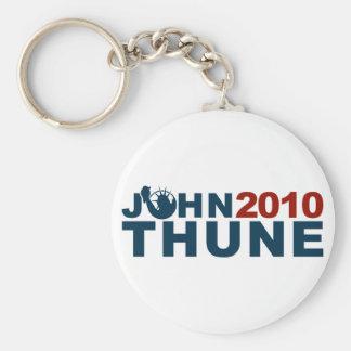 John Thune Liberty 2010 Keychain