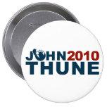 John Thune Liberty 2010 Pins