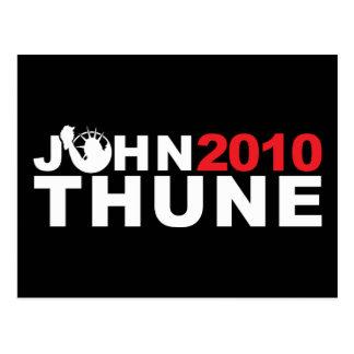 John Thune Liberty 2010 Postcard