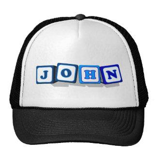 JOHN TRUCKER HAT