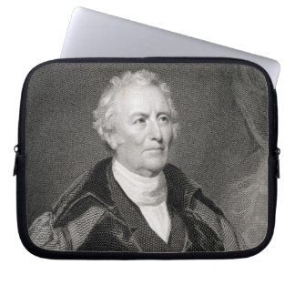 John Trumbull (1756-1843) engraved by Asher Brown Computer Sleeve