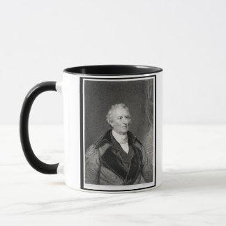 John Trumbull (1756-1843) engraved by Asher Brown Mug