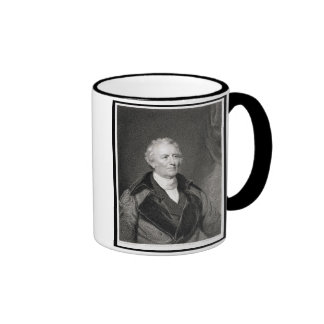 John Trumbull (1756-1843) engraved by Asher Brown Coffee Mugs