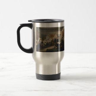 John Trumbull: Declaration of Independence Coffee Mug