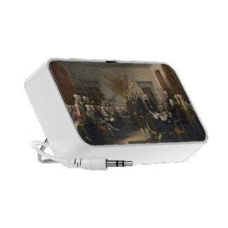 John Trumbull: Declaration of Independence iPhone Speaker