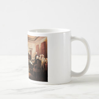 John Trumbull The Declaration of Independence Mugs