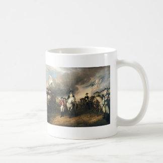 John Trumbull: The Surrender of Lord Cornwallis Mugs