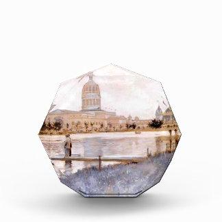 John Twachtman- The Chicago World's Fair Award