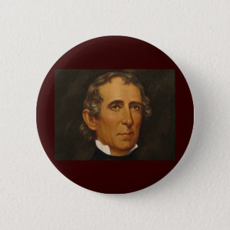 John Tyler 10 Pinback Button
