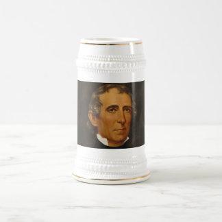 John Tyler 10th Beer Stein
