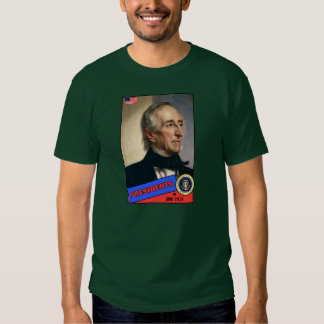 John Tyler Baseball Card T Shirt