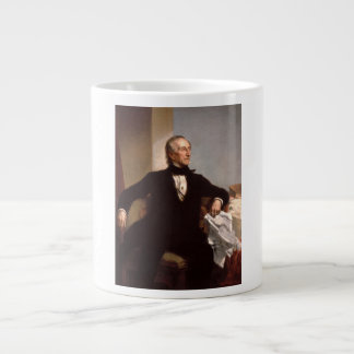 John Tyler Giant Coffee Mug