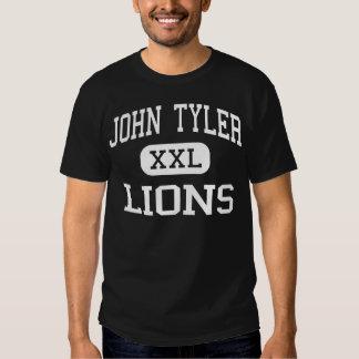 John Tyler - Lions - High School - Tyler Texas Shirts
