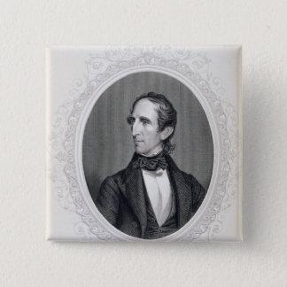 John Tyler Pinback Button