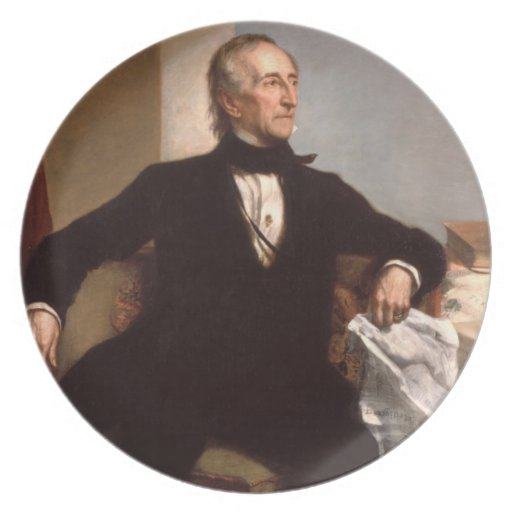 John Tyler Plate