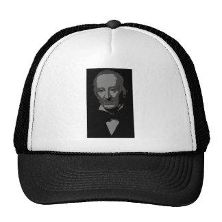 John Tyler silhouette Trucker Hat