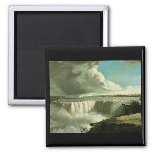 John Vanderlyn Niagara Falls from Table Rock Magnets